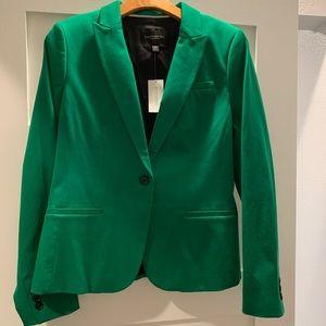 Never worn fabulous green jacket